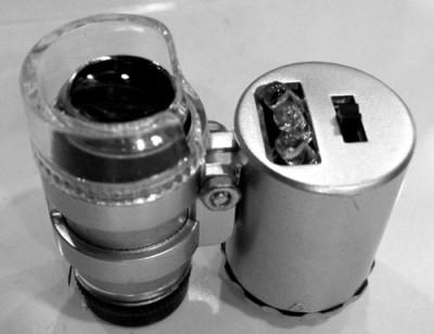 Loupe-LED-Magnifier
