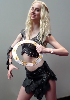 Sage Bell as Callisto, photo by S. Shadow Natural Photography