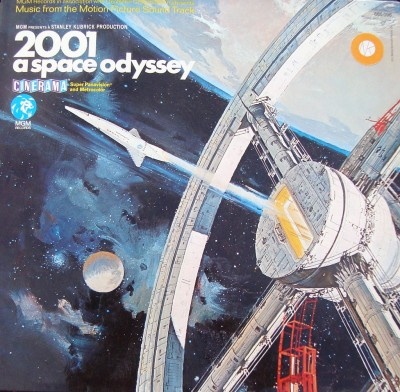 2001: A Space Odyssey, written by pro-Cold Fusion advocate Arthur C. Clarke.