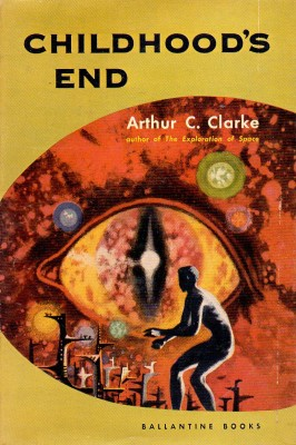 Yet another cover of Clarke's Childhood's End.