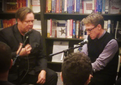 Misha Neininger and Eric Jarosinski.
