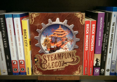 You got steampunk in my LEGO.