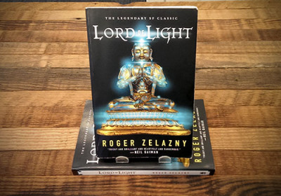 Lord of Light by Roger Zelazny.