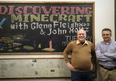 Glenn Fleishman and John Moltz