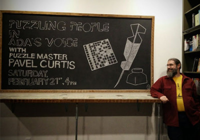 Pavel Curtis - Puzzle Master