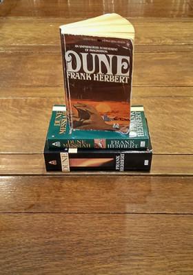 Frank Herbert's Dune.
