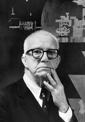 """""""Buckminster Fuller"""" - Mala Valenzuela"""